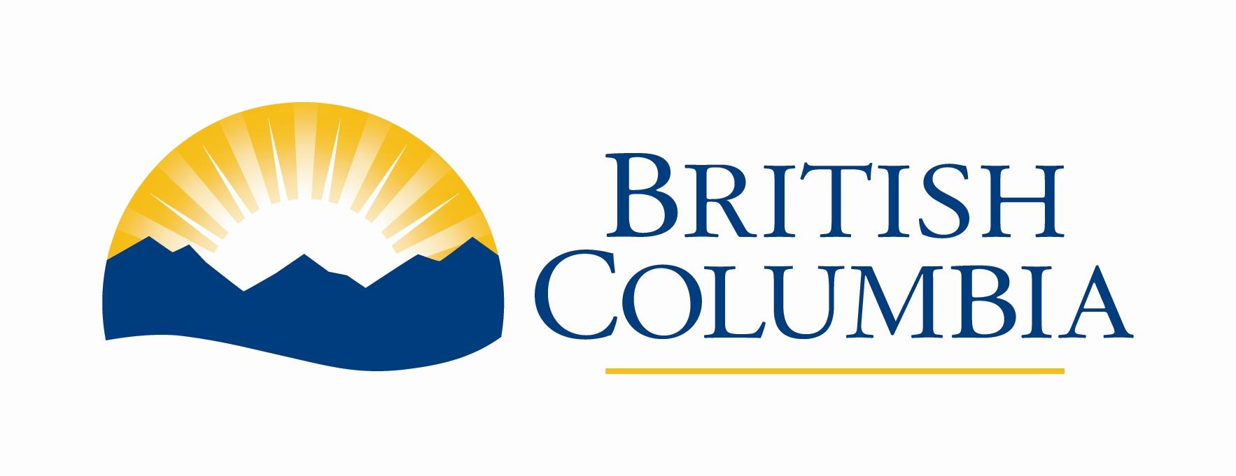 Government Of British Columbia Logo (Large)