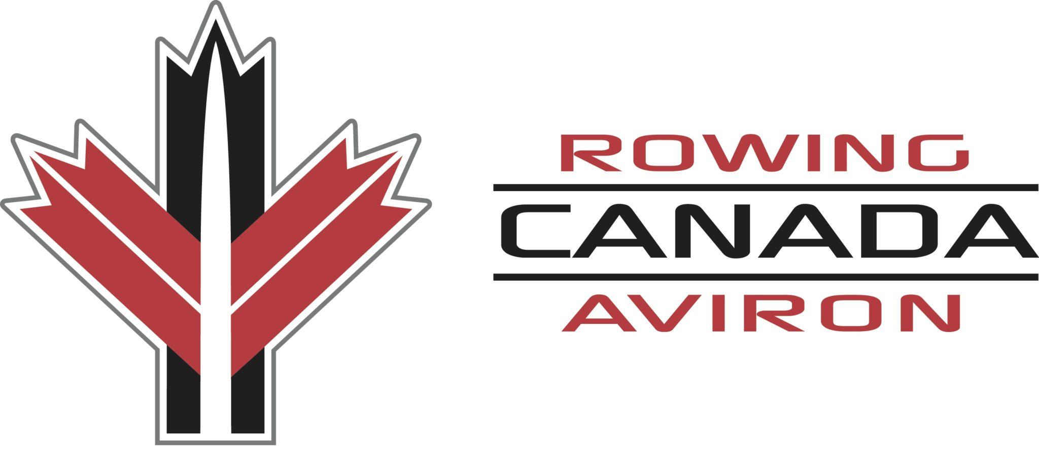 Rowing Canada Aviron Logo (Large)