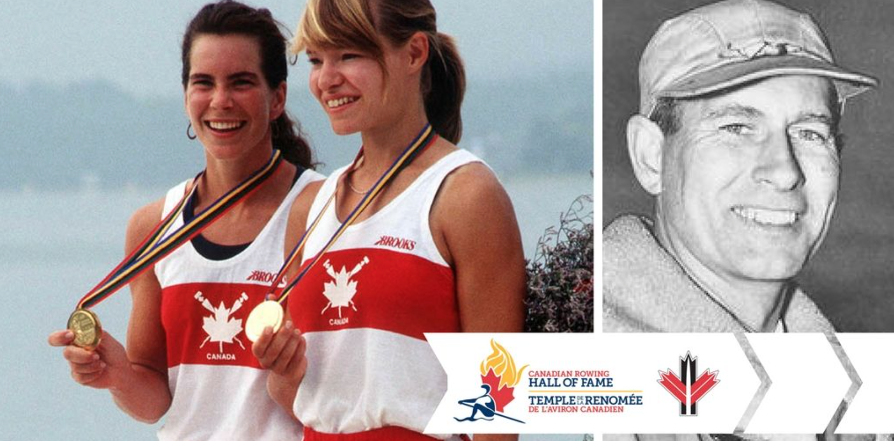 BC Athletes And Coaches Inducted Into The Canadian Rowing Hall Of Fame