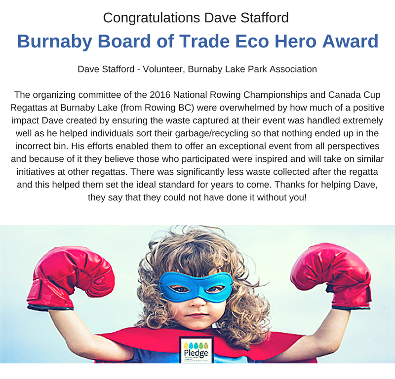 Burnaby Board Of Trade Eco Hero Award 3