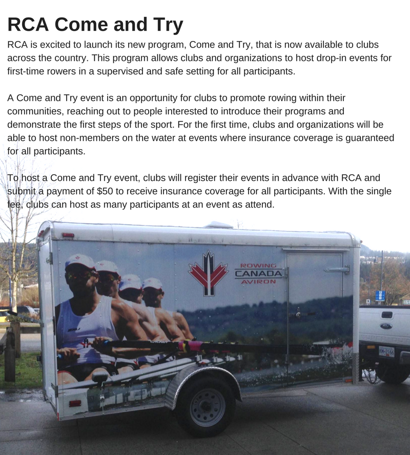 RCA Come And Try