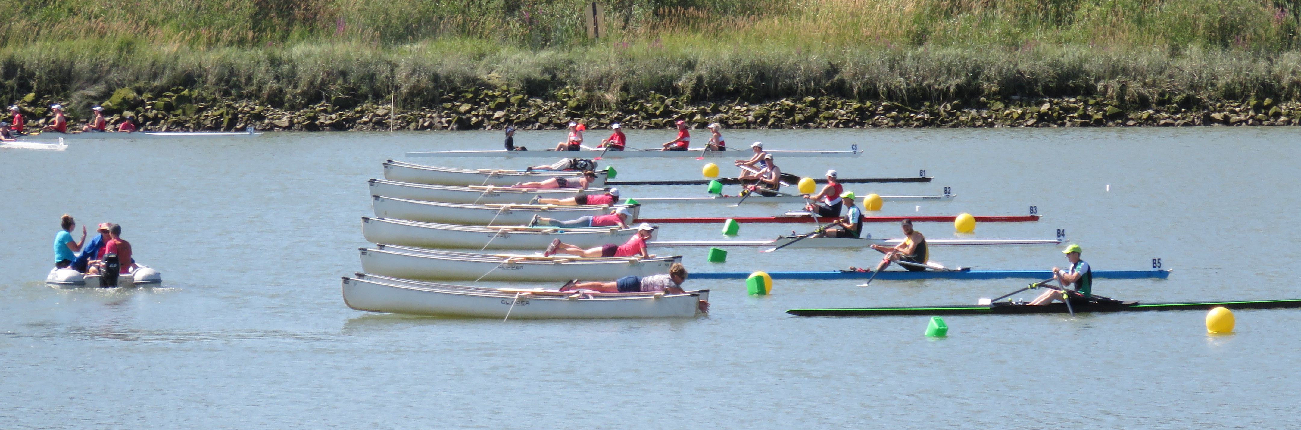 Calling All Masters Rowers!