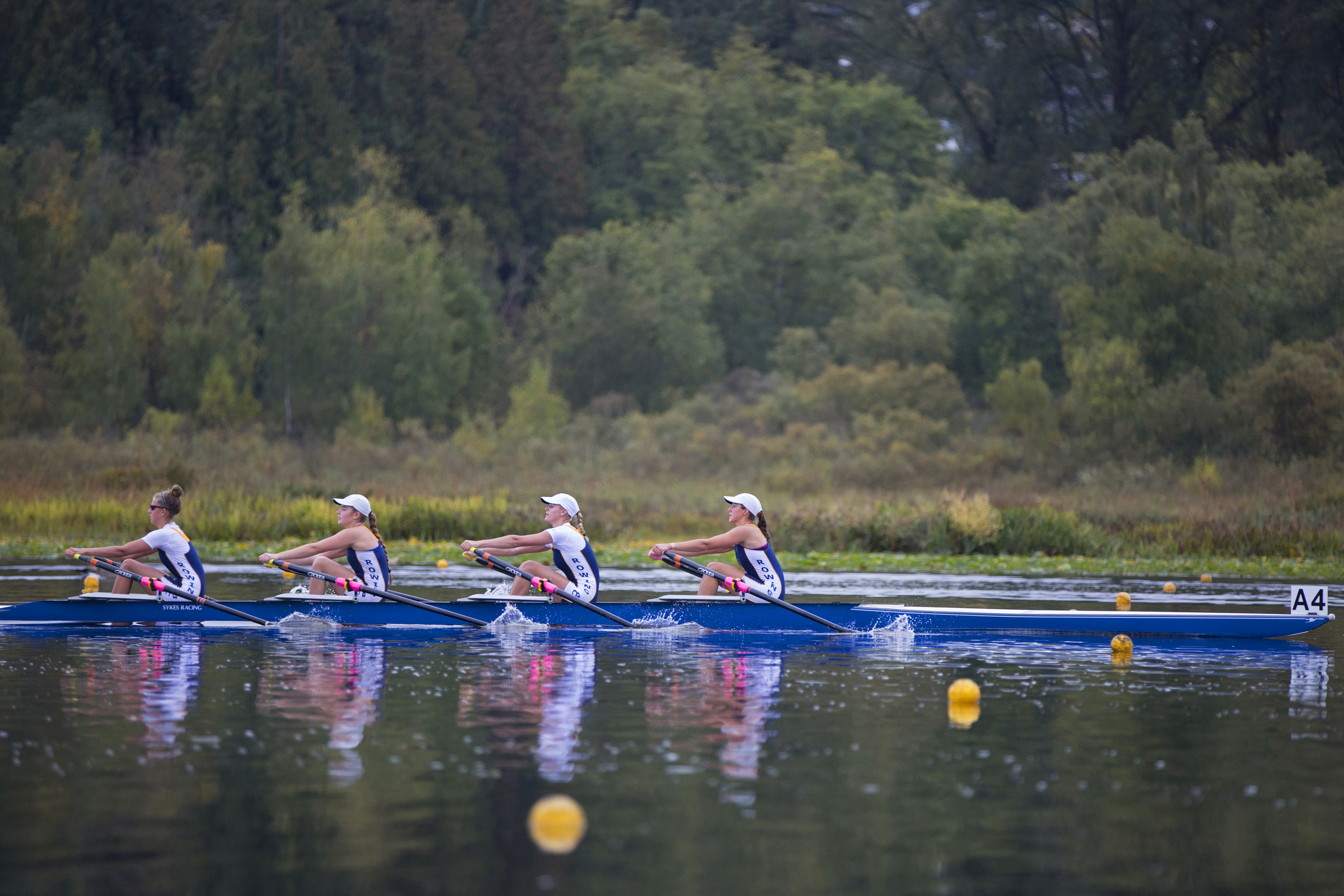 National Rowing Championships 2016