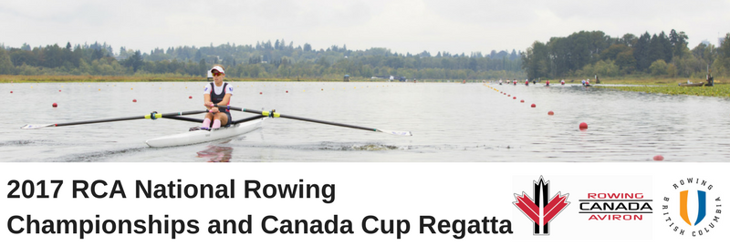 Celebrate BC's Successes At The 2017 RCA NRC-CC Regattas