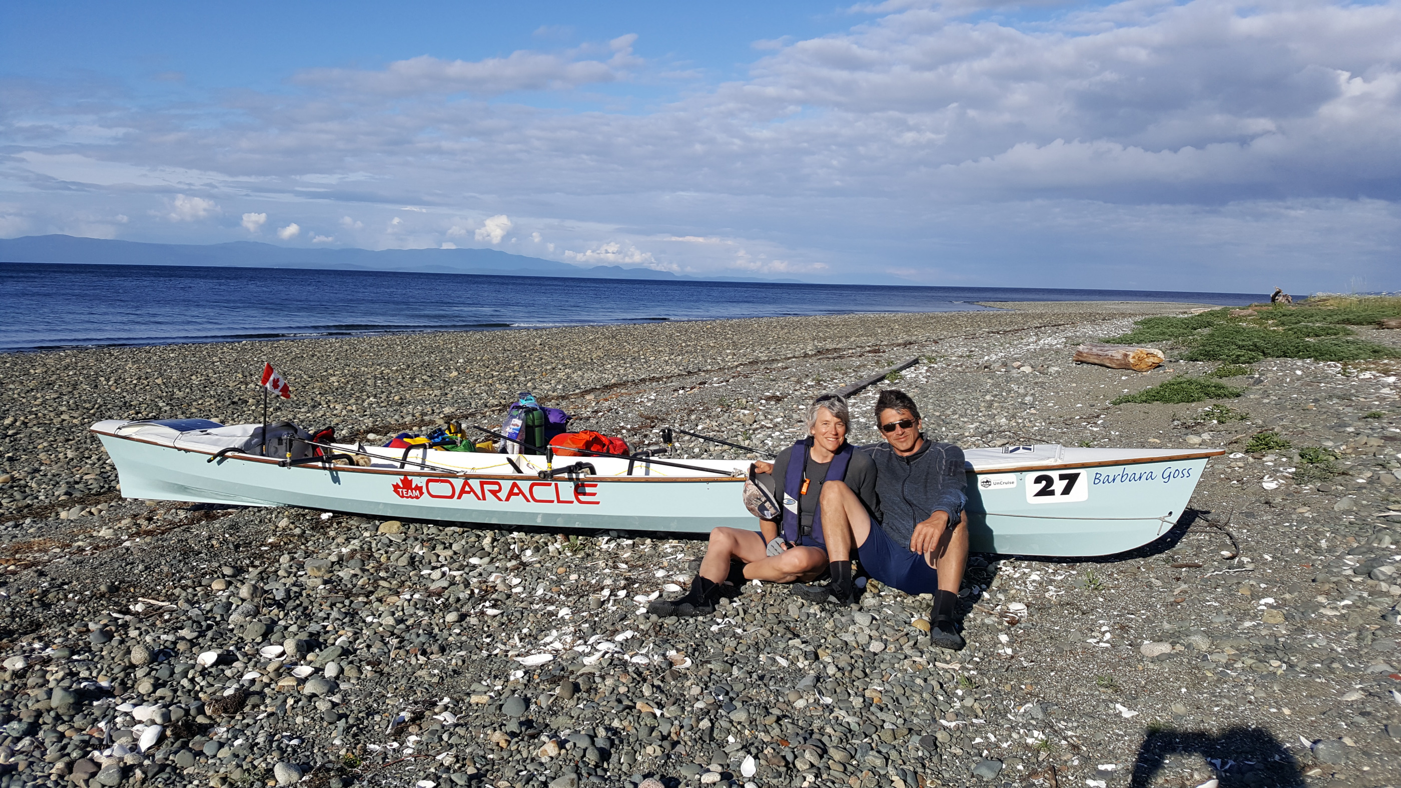 Off The Beaten Track: Rowing To Alaska
