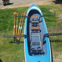 Alden Ocean Rowing Shell - Double/Single.