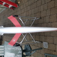 Rowing Shell Wintech Competitor Single 1x LW - $5750 (Brentwood Bay, BC)
