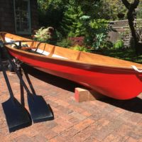 Merry Wherry Single Rowing Shell